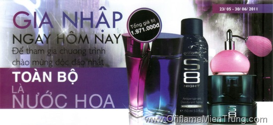 Oriflame - New Recruiter 6-2011 - Cover