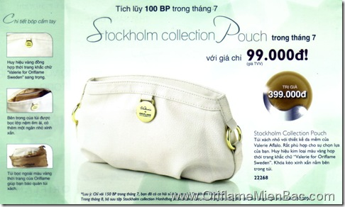 Oriflame Stockholm Collection - 2