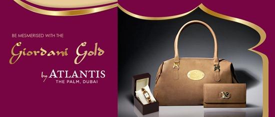 Giordani Gold by Atlantis 2012