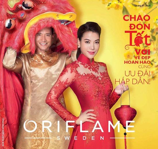 Catalogue mỹ phẩm Oriflame 1-2016